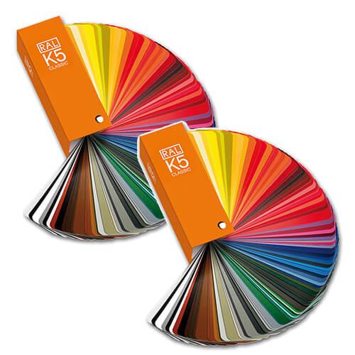 RAL kleurenwaaier K5 Combideal