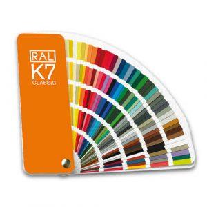 RAL kleurenwaaier K7 Budget