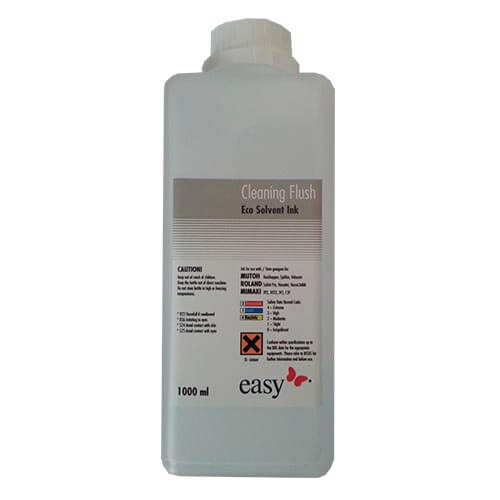 cleaner eco solvent exact ink