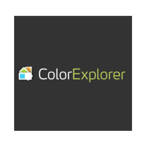 Color Explorer het kleurensysteem