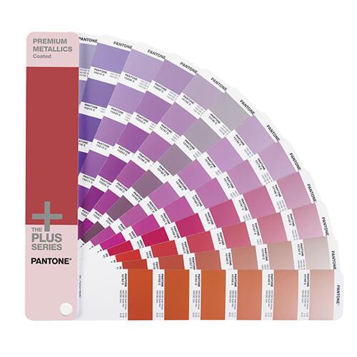 pantone premium metallics