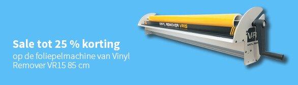 Vinyl Remover 25% korting