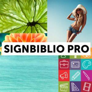 Signbiblio Pro